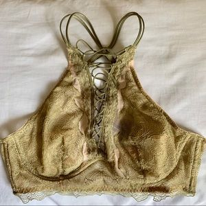 VS lace corset